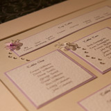 Flutterby Table Plan